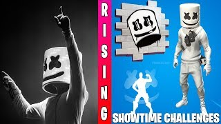 WIE KOSTENLOS MARSHMELLO REWARDS IN FORTNITE! [Showtime-Herausforderungen] *NEU*