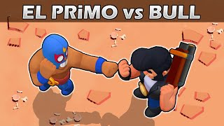 EL PRIMO vs BULL | 1vs1 | 25+4 Tests