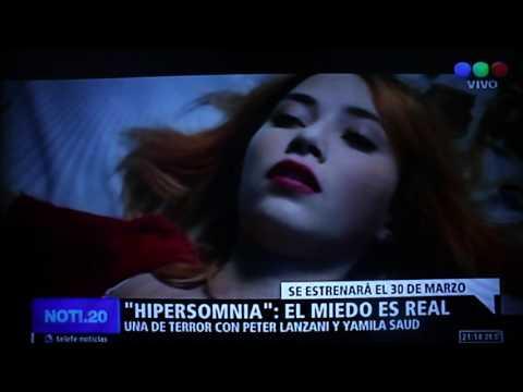 Hipersomnia: Adelanto en Telefe Noticias streaming vf