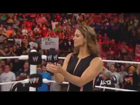 Stephanie McMahon Apologizes To Daniel Bryan