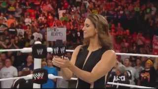 Stephanie McMahon Apologizes To Daniel Bryan