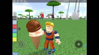 Grow simulator - MY ICECReAM IS GROWING INSTeAD OF Me!!! (Roblox)