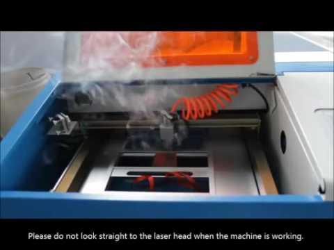 Red Rubber Stamp Making Machine