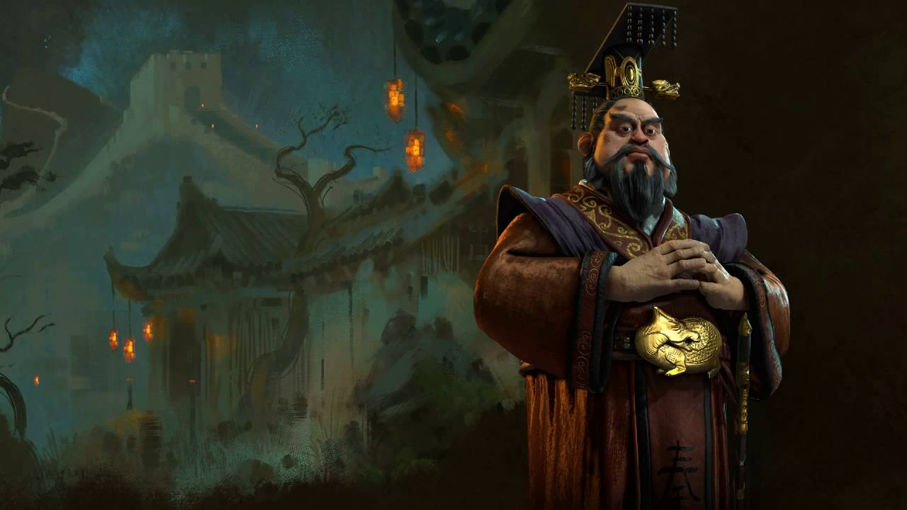 Civ 6 china qin shi huang theme music full youtube sciox Gallery
