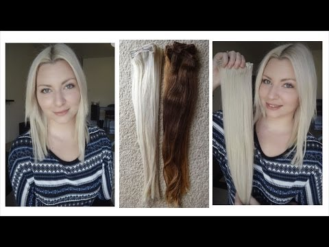 About My Hair Extensions | Review of my Ebay Hair Extensions (plus globaldreamhair)