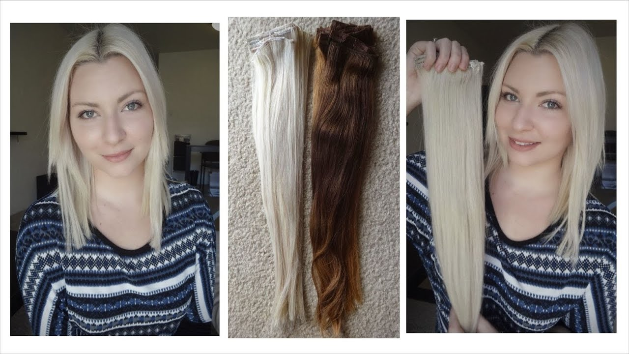 About My Hair Extensions Review Of My Ebay Hair Extensions Plus