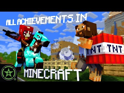 WHAT BLEW UP? - Minecraft - All 103 Achievements (Part 6) | Let's Play