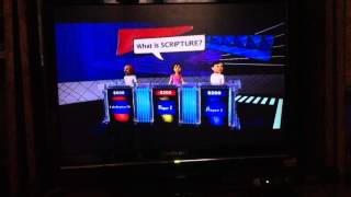 Jeopardy! Xbox 360 Game 1 (Part 1)