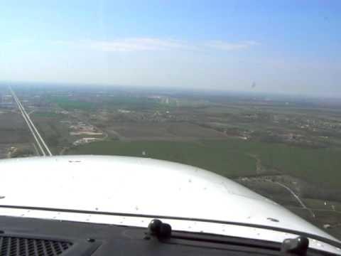 Landing in Sikeston, MO