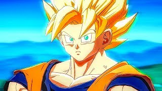 DRAGON BALL FIGHTERZ All Cutscenes Full Movie