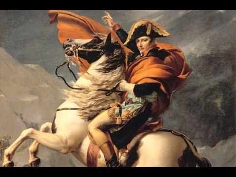 Cuộc đời anh hùng của hoàng đế Napoleon Bonaparte [P1]