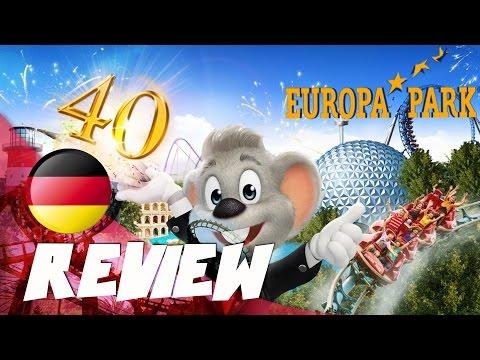 Review: Grosste Freizeitpark Europas, Europa Park Deutschland