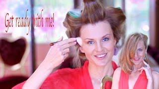Смотреть видео  вперед укладку волос или макияж
