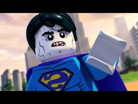"""LEGO DC Comics Super Heroes: Justice League Vs. Bizarro League - """"Excuse Me"""""""
