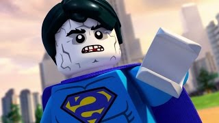 "LEGO DC Comics Super Heroes: Justice League vs. Bizarro League - ""Excuse Me"""