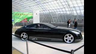 "Maybach Exelero - The ""8 million dollar car"" !!"