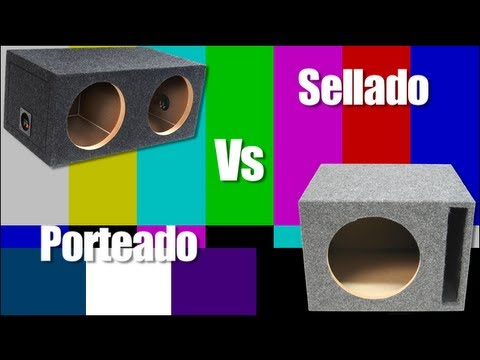 Cajon Sellado Vs Cajon Porteado Videos De Viajes