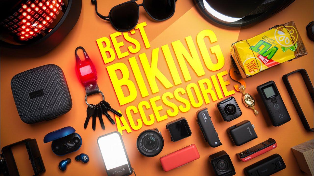 Best Biking Accessories - 2020