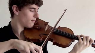 Niccolò Paganini - Violin Concerto No.1 [CADENZA]