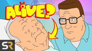 10 Dark King of the Hill Theories That Change Everything