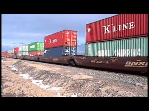 UNION PACIFIC LONG TRAIN MILFORD UTAH