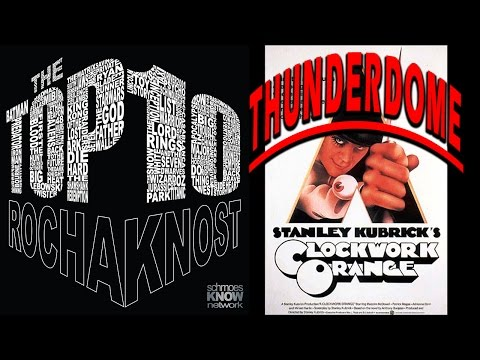 The Top 10 - THUNDERDOME - A Clockwork Orange