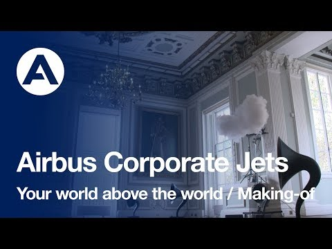 Airbus Corporate Jets: Your world above the world