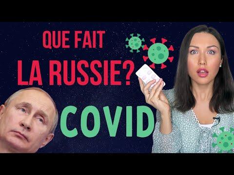 COVID-19 en Russie: dernières informations
