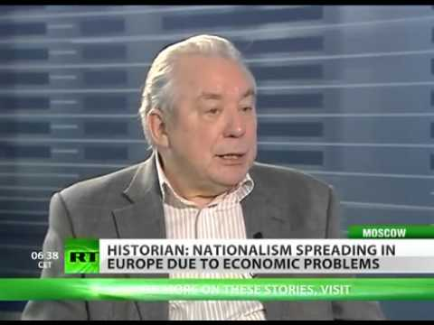 Geoffrey Roberts : Fall of the European Union could help a new Hitler come to power (Jul 27, 2012)