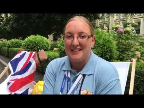 WYD And Me: Clare From Salford Diocese