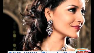 HomeShop18.com - Aarna Jewellery Collection by Asian Pearls