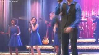 "Glee ""father figure"" (Full performance) HD"