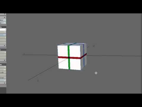 Lightwave gizmo - move tool fix (X)