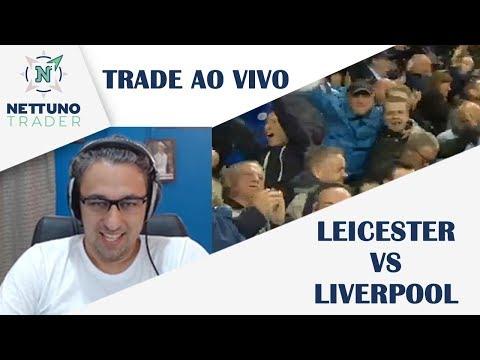 Leicester x Liverpool / Trade Esportivo
