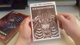 Xenophobe for Atari 2600 New Opened and Played