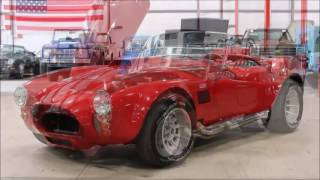 1965 Shelby AC Cobra Red
