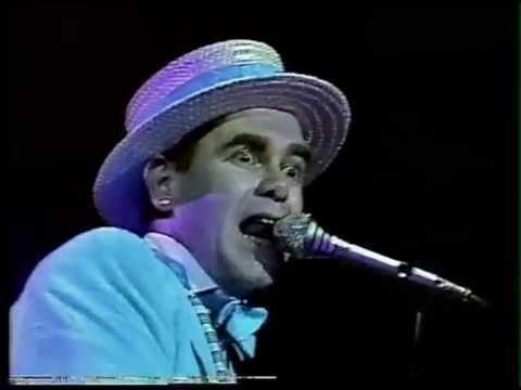 Elton John - Bennie and the Jets (Live in Sydney, Australia 1984) HD
