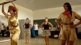 Danças Nordestinas - Xaxado, Frevo, Capoeira