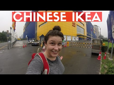 IKEA IN CHINA | Beijing Daily Vlog 17