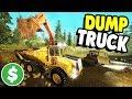 EPIC UPDATE, GOLD MINE DUMP TRUCK UNLOCKED   Gold Rush: The Game Gameplay