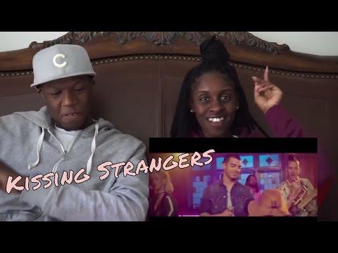 DNCE - Kissing Strangers ft. Nicki Minaj - REACTION