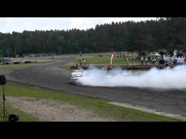 EEDC 2. posms tandem DriftTaxi LT vs Lamberts