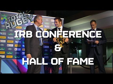 [BEHIND THE SCENES]  IRB World Rugby Conference