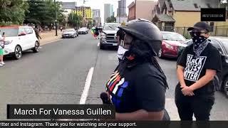 Panel/Vigil for Vanessa Guillen