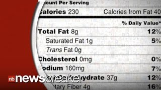 FDA Officially Bans Trans Fat; Gives Food Industry Three Years To Remove It