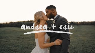 Andrea + Eric // Wedding 2019