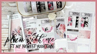 PLAN WITH ME ll PERSONAL PLANNER ll FT MY NEWEST ADDICTION