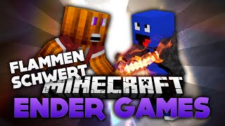 Das Flammen Schwert! - Minecraft Ender Games (Deutsch/German)