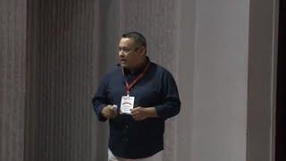 El lugar donde todo empezó | Jorge Rodriguez Guevara | TEDxUFPS
