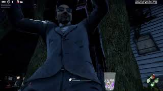 Dead by Daylight RANK 1 WRAITH! - WHY YOU TUNNEL MR STRIMMER?